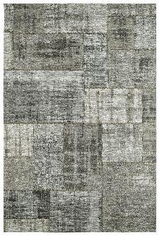 Bild: Jaquard Flachgewebe Teppich - Gent (Grau; 155 x 230 cm)