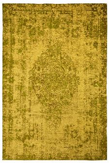 Bild: Jaquard Flachgewebe Teppich - Vintage Ornament (Ginger; 57 x 110 cm)