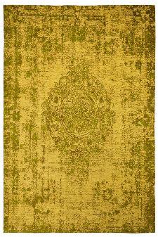 Bild: Jaquard Flachgewebe Teppich - Vintage Ornament (Ginger; 155 x 230 cm)