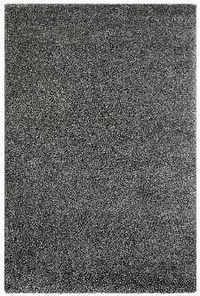 Bild: Preiswerter Uni Teppich - Soho (Silber; 200 x 290 cm)