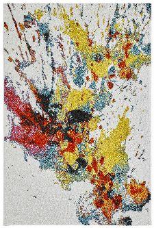 Bild: Jugendteppich - Splash (80 x 150 cm)