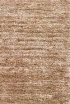 Bild: Bambusfaser Teppich Bamboo (Beige; 200 x 290 cm)