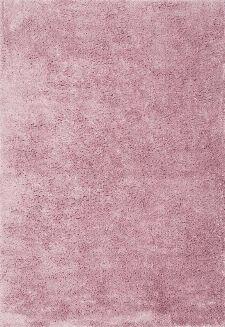 Bild: Veloursteppich Lucca (Pink; 160 x 230 cm)