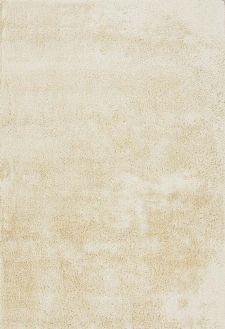 Bild: Veloursteppich Lucca (Vanilla Weiß; 160 x 230 cm)