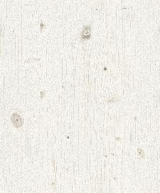 Bild: Passepartout Vliestapete 606232 - Holzdekor (Weiß)