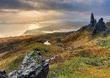 Bild: Barbara Becker Fototapete Schottland - b.b. VI 862416 by Rasch