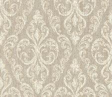 Bild: Rasch Textil Tapete Nubia 085104 - Ornamentmotiv (Beige/Creme)