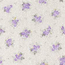 Bild: Rasch Textil Tapete 288932 Petite Fleur 4 - Blütenmotiv (Lila)
