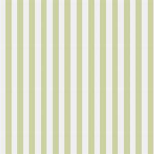 Bild: Rasch Textil Tapete 289106 Petite Fleur 4 - Streifenmuster (Weiß/Grün)