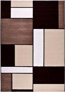Bild: Teppich Florida 910 (Braun; 160 x 230 cm)