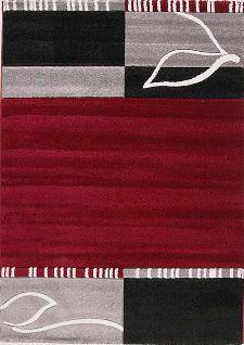 Bild: Teppich Florida 912 (Grau; 160 x 230 cm)