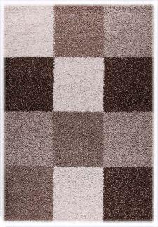 Bild: Teppich Shaggy Basic 171 (Braun; 80 x 150 cm)