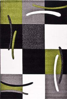 Bild: Teppich Florida 922 (Grün; 120 x 170 cm)