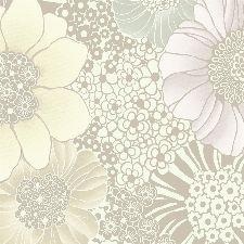Bild: Missoni Home Tap. (Blumen) Anemones M1A10000 (Hellbeige)