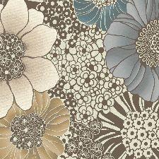 Bild: Missoni Home Tap. (Blumen) Anemones M1A10004 (Beige)