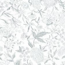 Bild: Missoni Home Tap. Oriental Garden M1A10012 (Weiß)
