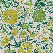 Bild: Missoni Home Mural Oriental Garden M1B20014 (Grün/Gelb)
