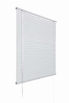 Bild: Aluminium Jalousie (Weiß; 175 x 150 cm)