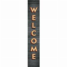 Bild: Accent - ACE67189998 - Duplex Panel: Welcome