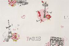 Bild: GIRLS ONLY Tapete GLN62014020 - Paris (Grau)