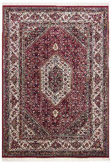 Bild: Teppich Meraj Silk touch Bidjar (Rot; 250 x 350 cm)