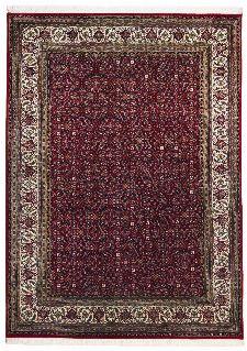 Bild: Teppich Sirsa Seta Bidjar A/O (Rot; 90 x 160 cm)