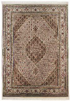 Bild: Teppich Sirsa Mahi Tabriz (Creme; 170 x 240 cm)