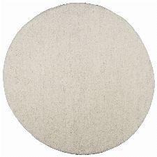 Bild: Runder Berber Teppich Imaba Super (Beige; 200 cm rund)
