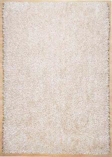 Bild: Teppich Girly Uni (Weiß; 240 x 340 cm)