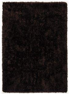 Bild: Hochflorteppich Flokato (Braun; 160 x 230 cm)