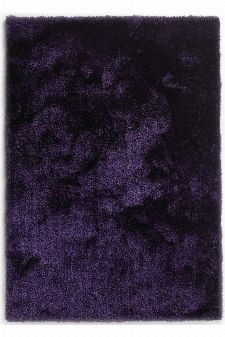Bild: Tom Tailor - Soft Uni (Violett; 160 x 230 cm)
