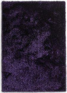 Bild: Tom Tailor - Soft Uni (Violett; 190 x 290 cm)