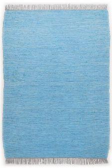 Bild: Tom Tailor Teppich  - Cotton Color (Türkis; 160 x 230 cm)