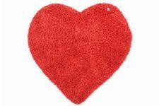 Bild: Tom Tailor - Soft Uni Herz (Rot)