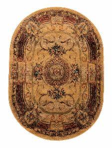 Bild: Bordürenteppich Gabiro Des.856 (Beige; 160 x 235 cm)