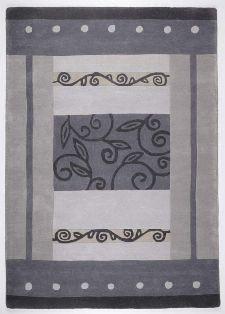 Bild: Hawai FE3205 (Silber/Grau; 180 x 120 cm)
