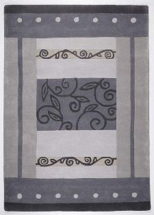 Bild: Hawai FE3205 (Silber/Grau; 230 x 160 cm)