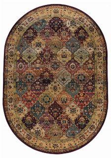 Bild: Bordürenteppich Gabiro Des.208 (Rot; 90 x 160 cm)