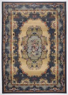Bild: Teppich Gabiro 221 (Blau; 285 x 200 cm)
