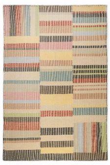 Bild: Tom Tailor Teppich - Patch (Multi; 65 x 135 cm)