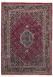 Bild: Perser Teppich Benares Bidjar (Rot; 140 x 200 cm)
