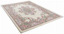 Bild: Aubusson Design Teppich Ming 501 (Beige; 240 x 340 cm)