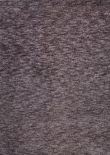 Bild: Melierter Teppich Nebraska Uni (Braun; 140 x 200 cm)