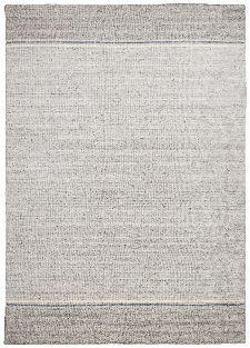 Bild: Streifenteppich Kopenhagen ZO-815-15 (Braun; 70 x 140 cm)