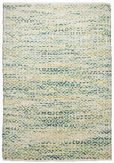 Bild: Teppich Smooth Comfort - Diamond (Grün; 160 x 230 cm)