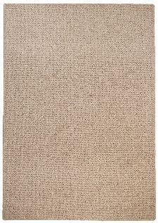 Bild: Schurwollteppich Douro (Braun; 240 x 340 cm)