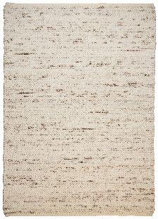 Bild: Schurwollteppich Woll Lust Uni (Beige; 120 x 180 cm)