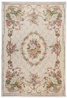 Bild: Teppich Flomi Florence (Beige; 60 x 90 cm)