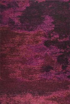 Bild: Kapstadt Cloud meliert (Lila; 155 x 230 cm)
