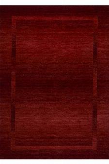 Bild: Schurwollteppich Empire (Rot; 140 x 200 cm)